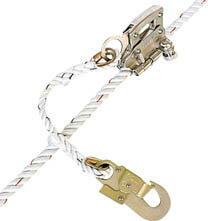 ツヨロン 藤井電工  傾斜面用ロリップ 1本吊り専用ランヤード KS-3-BX [A060907]