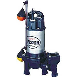寺田ポンプ製作所  汚物混入水用水中ポンプ 自動 60Hz PXA-250T-60HZ [A230101]