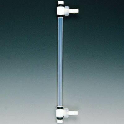 フロンケミカル  フッ素樹脂液面計A型タイプR1/2×300mmP 14×22 NR0176-009 [A012022]