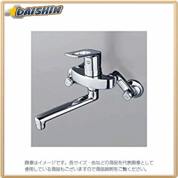 KVK  寒 シングル混合栓 eレバー KM5000WTEC [A150201]