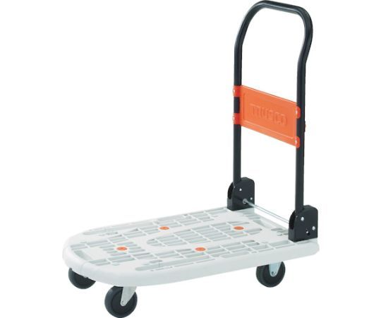 アズワン AS ONE  軽量樹脂製運搬車MPK-720-W 2-3934-01 [A130528]