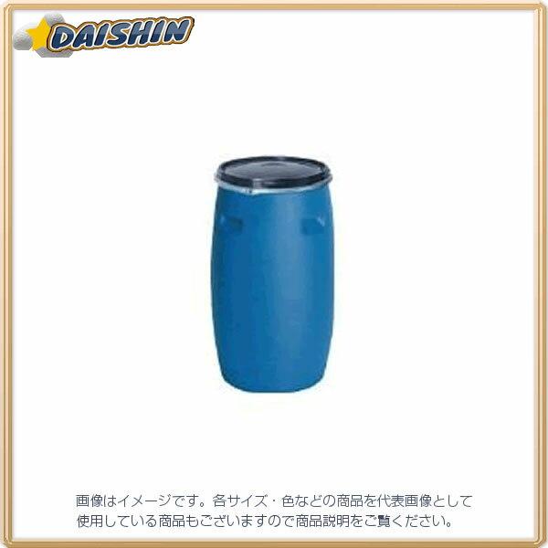 三甲  プラドラムオープンタイプPDO200L-1 青 SKPDO-200L-1-BL [A230101]