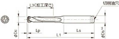 京セラ KYOCERA  ドリル用ホルダ SS20-DRC190M-3 [A080115]