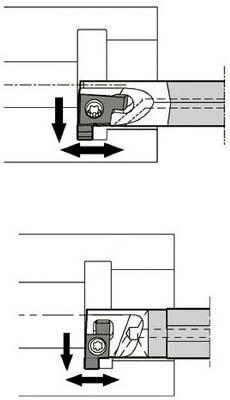 京セラ KYOCERA  溝入れ用ホルダ SIGER1412C-WH [A080115]