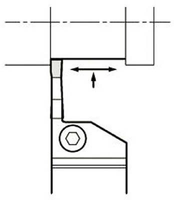 京セラ KYOCERA  溝入れ用ホルダ KGDR1616H-3T06 [A080115]