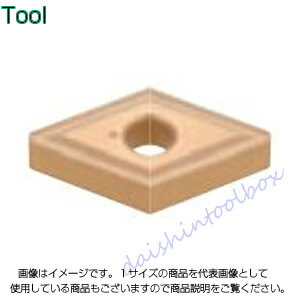 タンガロイ  旋削用M級ネガTACチップ COAT T9015(10個入) DNMG110404 [A080115]
