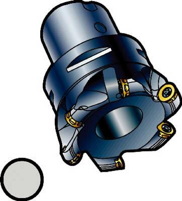 サンドビック  コロミル300カッター R300-080C6-12M [A071727]