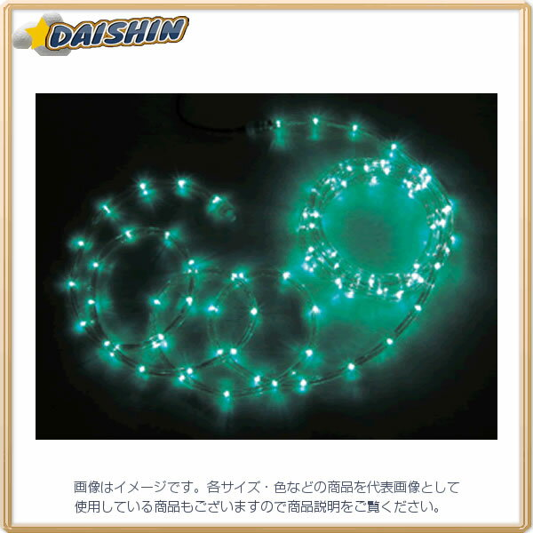 ジェフコム  LEDソフトネオン PR3L-E24-08GG [B031107]