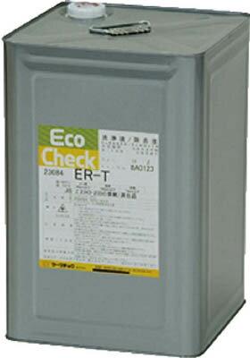 マークテック 【代引不可】【直送】 MARKTEC エコチェック 洗浄液 ER-T 18L缶 C002-0023084 [A012500]