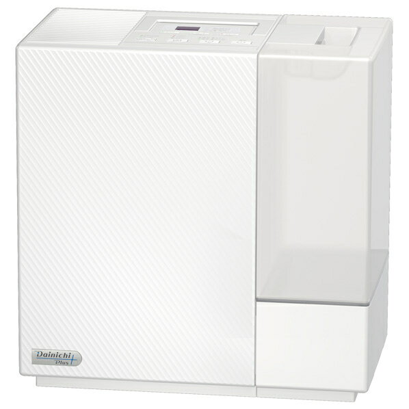 (お取り寄せ)ダイニチ ハイブリッド式加湿器 クリスタルホワイト HD-RX717-W [HDRX717W]