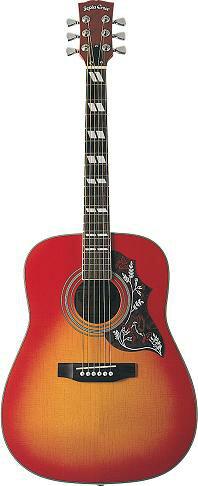 (お取り寄せ)Sepia Crue MH-210(MH210)ハミングバードタイプ ミニギター セピクルー アコースティックギター