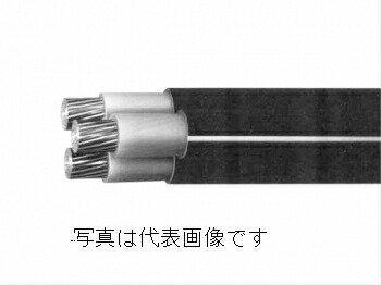 フジクラダイヤケーブルCVQ200SQ <切売>600Vカドラレックスケーブル 単芯4個より