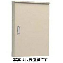 (日東工業)ORB20-614屋外用制御盤キャビネット(水切構造、防塵・防水パッキン付) 木板ベース 色ライトベージュ