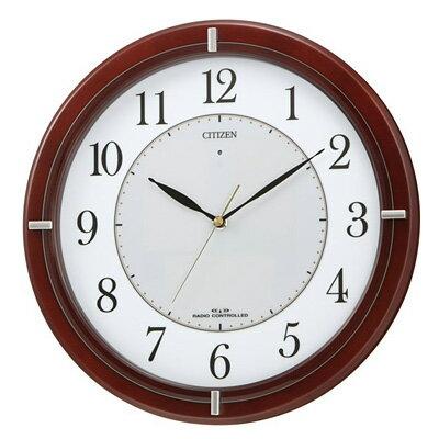 【代引手数料無料】リズム時計 エコライフM768 4MY768-006