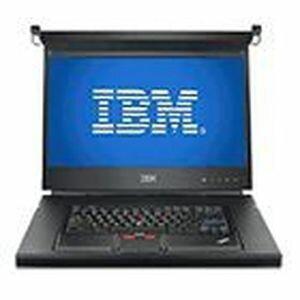 日本IBM 1U 18.5型 フラットパネル モニター・コンソール・キット(KBDなし) 17238BX