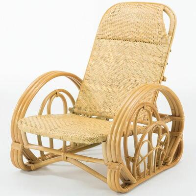 今枝商店 Romantic Rattan リクライニング座椅子 A205