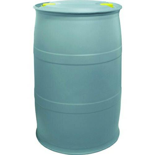積水成型工業 積水 ポリドラム SPD200-3 グレー B3220005