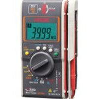 【カード決済OK】三和電気計器 SANWA ハイブリッドミニテスタ(3レンジ絶縁抵抗計+クランプ)40MΩまで DG35A DG35A