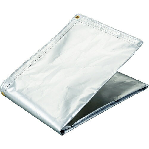 【カード決済OK】トラスコ中山 TRUSCO 遮熱アルミ箔シート 2X2M TRSA2020
