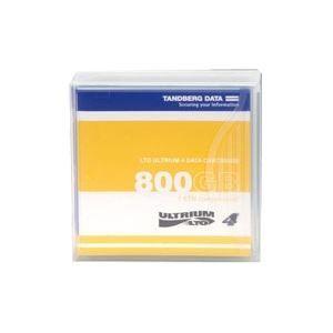 その他 Tandberg Data タンベルグデータ LTO Ultrium4 データカートリッジ (800GB/1.6TB) 433781 ds-840261