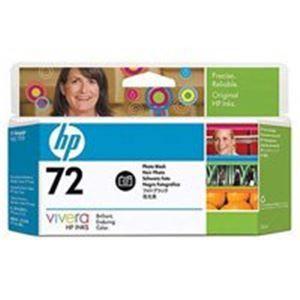 その他 HP ヒューレット・パッカード インクカートリッジ 純正 【HP72F】 フォトブラック(黒) ds-1297016