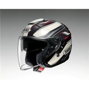 その他 ショウエイ(SHOEI) ヘルメット J-CRUISE PASSE TC-10 BR/ホワイト L ds-1426849