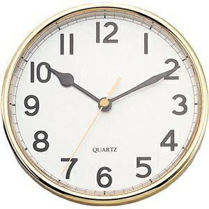 その他 (まとめ)アーテック ビッグ丸型時計 【×40セット】 ds-1567193