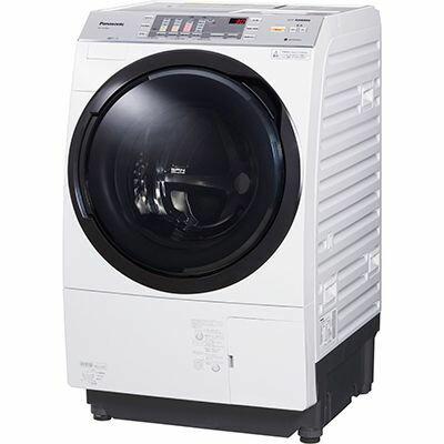 パナソニック 濯槽自動お掃除・ヒートポンプ乾燥機能付ドラム式洗濯乾燥機(左開き) NA-VX3800L-W【納期目安:2週間】