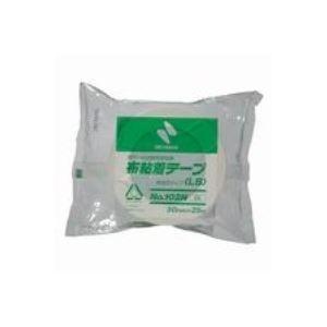 その他 (業務用100セット) ニチバン カラー布テープ 102N-50 50mm×25m 白 ds-1731151