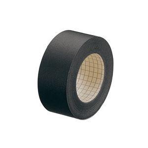 その他 (業務用100セット) プラス 製本テープ/紙クロステープ 【35mm×12m】 裏面方眼付き AT-035JC 黒 ×100セット ds-1731653