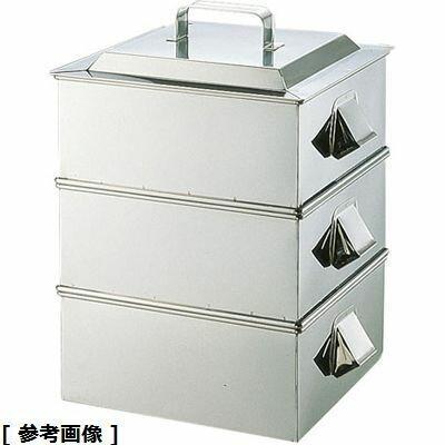 その他 SA21-0業務用角蒸器2段 AMS65033