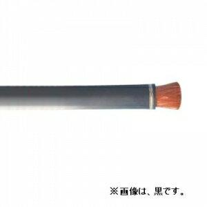 テイコク 電気機器用ビニル絶縁電線 22㎟ 100m巻 白 KIV22SQシロ*100m