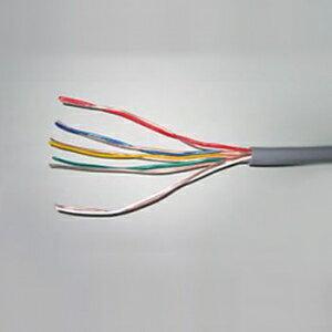 華陽電線 警報用ポリエチレン絶縁耐燃性ポリエチレンシースケーブル 屋内用 0.65mm 4心 200m巻 EM-APP0.65*4C*200mオクナイ