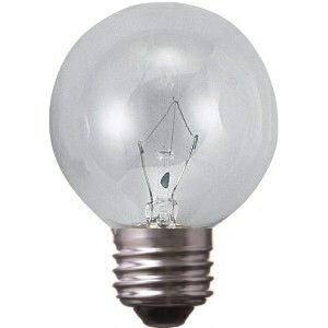 アサヒ 【お買い得品 50個セット】 ボール球 G50 110V10W 全光束:60lm 口金:E26 クリヤー G50 E26 110V-10W(C)サック_50set