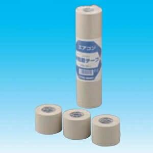 因幡電工 �ケース販売特価 120巻セット】 �粘�テープ 50mm×18m NEWアイボリー HN-50-NI_set