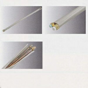桃陽電線 �ケース販売特価 10個セット】 新冷媒対応 補助�管 1m 2分3分 HJ-23_set