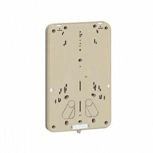 未来工業 【お買い得品 10個セット】 積算電力計取付板 1個用 カードホルダー付き グレー 全関東電気工事協会「優良機材推奨認定品」 B-2G-Z_10set