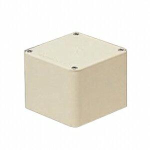 未来工業 プールボックス 正方形 ノックなし 600×600×600 ミルキーホワイト PVP-6060M