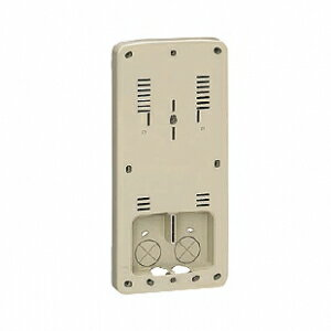 未来工業 【お買い得品 10個セット】 計器箱取付板 1個用 グレー BP-3LG_10set