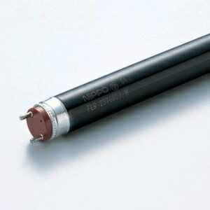 ニッポ/DNL 【ケース販売特価 25本セット】 ブラックライトランプ エースライン形 ランプ長:1515mm FLR1515T6BLB/M_set