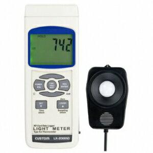 カスタム データロガー照度計 LX-2000SD