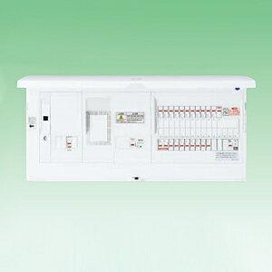 パナソニック LAN通信型 HEMS対応住宅分電盤 《スマートコスモ コンパクト21》 太陽光発電システム・エコキュート・電気温水器・IH対応 リミッタースペース付 主幹容量40A 回路数36+回路スペース数2 BHH34362S3
