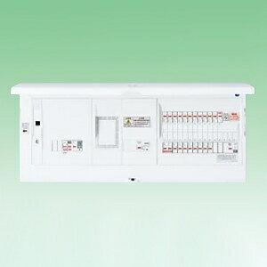 パナソニック LAN通信型 HEMS対応住宅分電盤 《スマートコスモ コンパクト21》 太陽光発電システム・蓄熱暖房器(40A)・エコキュート(20A)・IH対応 リミッタースペース付 主幹容量50A 回路数16+回路スペース数2 BHH35162S24