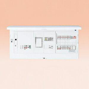 パナソニック LAN通信型 HEMS対応住宅分電盤 《スマートコスモ コンパクト21》 蓄熱暖房器・エコキュート(エコキュート用ブレーカ容量20A)・IH対応 リミッタースペース付 回路数22+回路スペース数3 BHH35223T25