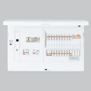 パナソニック 電気温水器・IH対応 住宅分電盤 LAN通信型 ブレーカ容量40A リミッタースペース無 主幹容量100A 《スマートコスモ》 BHH810383T4