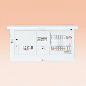 パナソニック LAN通信型 HEMS対応住宅分電盤 《スマートコスモ コンパクト21》 蓄熱暖房器・電気温水器(電気温水器用ブレーカ容量40A)・IH対応 リミッタースペースなし 回路数18+回路スペース数3 BHH85183T45