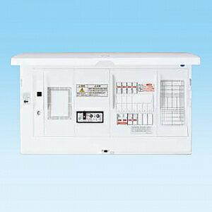 パナソニック AiSEG通信型 �宅分電盤 フリースペース付 リミッタースペース付 露出・�埋込両用形 回路数6+回路スペース3 《スマートコスモ コンパクト21》 BHNF3363