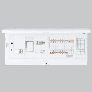 パナソニック AiSEG通信型 �宅分電盤 電気温水器・IH対応 フリースペース付 ブレーカ容�40A リミッタースペース付 主幹容�60A 《スマートコスモ コンパクト21》 BHNF36183T4