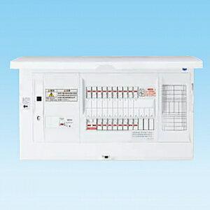 パナソニック AiSEG通信型 �宅分電盤 フリースペース付 リミッタースペース�� 露出・�埋込両用形 回路数10+回路スペース3 《スマートコスモ コンパクト21》 BHNF85103