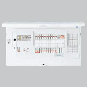 パナソニック AiSEG通信型 �宅分電盤 エコキュート・電気温水器・IH対応 フリースペース付 ブレーカ容�30A リミッタースペース�� 主幹容�100A 《スマートコスモ コンパクト21》 BHNF810263T3